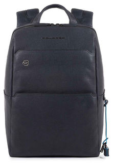 Рюкзак Piquadro Black Square CA4022B3/BLU синий натур.кожа