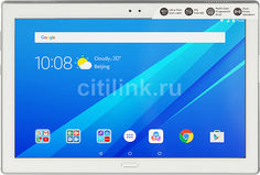 Планшет LENOVO Tab 4 Plus TB-X704L, 3Гб, 16GB, 3G, 4G, Android 7.1.1 белый [za2r0002ru]