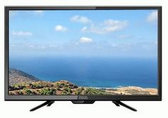 "LED телевизор POLAR 72LTV7011 ""R"", 28"", HD READY (720p), черный"