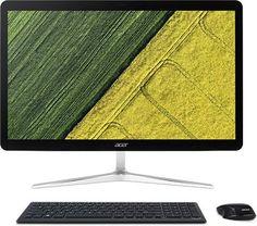 Моноблок ACER Aspire U27-880, Intel Core i7 7500U, 8Гб, 2Тб, Intel HD Graphics 620, Windows 10, черный [dq.b8rer.001]