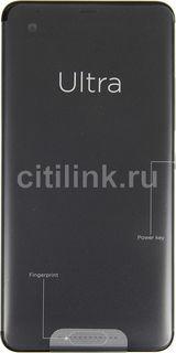 Смартфон HTC U Ultra 128Gb, черный
