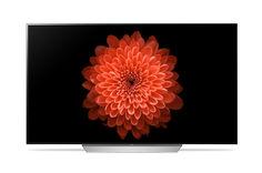 """LED телевизор LG OLED55C7V """"R"""", 55"""", Ultra HD 4K (2160p), титан/ белый"""