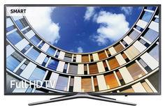 "LED телевизор SAMSUNG UE43M5500AUXRU ""R"", 43"", FULL HD (1080p), черный"
