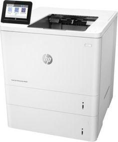 Принтер лазерный HP LaserJet Enterprise M609x лазерный, цвет: белый [k0q22a]
