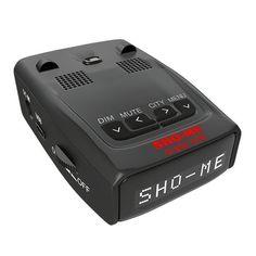 Радар-детектор SHO-ME G-800 Signature