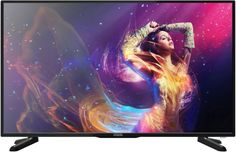 "LED телевизор POLAR 43LTV2001 ""R"", 43"", FULL HD (1080p), черный"