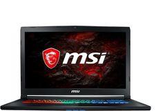 """Ноутбук MSI GP72MVR 7RFX(Leopard Pro)-635RU, 17.3"""", Intel Core i7 7700HQ 2.8ГГц, 8Гб, 1000Гб, nVidia GeForce GTX 1060 - 3072 Мб, Windows 10, 9S7-179BC3-635, черный"""