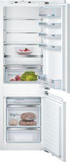 Встраиваемый холодильник BOSCH KIS86AF20R белый