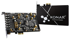 Звуковая карта PCI-E ASUS Xonar AE, 7.1, Ret