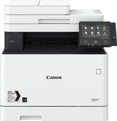 МФУ лазерный CANON i-Sensys Colour MF735Cx, A4, цветной, лазерный, белый [1474c052]