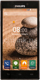 Смартфон PHILIPS Xenium 32Gb, V787, черный
