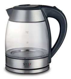 Чайник электрический SINBO SK 7379, 2200Вт, черный