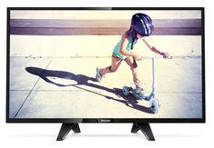 "LED телевизор PHILIPS 32PHT4132/60 ""R"", 32"", HD READY (720p), черный"