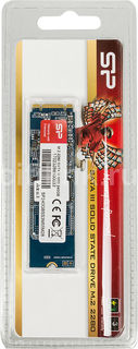 SSD накопитель SILICON POWER M-Series SP240GBSS3M55M28 240Гб, M.2 2280, SATA III