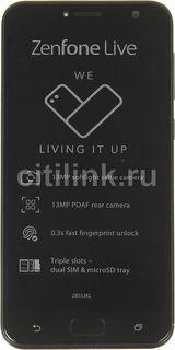 Смартфон ASUS Zenfone Live 16Gb, ZB553KL, черный