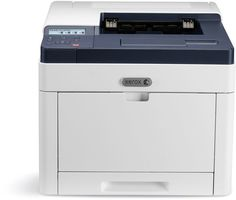 Принтер лазерный XEROX Phaser 6510V/DN светодиодный, цвет: белый [6510dn]