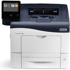 Принтер лазерный XEROX Versalink C400DN лазерный, цвет: белый