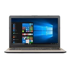 "Ноутбук ASUS X541UV-GQ988, 15.6"", Intel Core i3 7100U 2.4ГГц, 4Гб, 500Гб, nVidia GeForce 920MX - 2048 Мб, Endless, 90NB0CG1-M18970, черный"