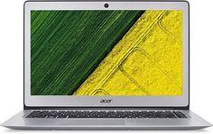 "Ультрабук ACER Swift 3 SF314-52G-89YH, 14"", Intel Core i7 8550U 1.8ГГц, 8Гб, 512Гб SSD, nVidia GeForce Mx150 - 2048 Мб, Windows 10, NX.GQUER.006, серебристый"