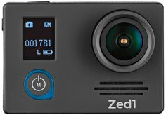 Экшн-камера AC ROBIN ZED1 2.5K, черный [ак-00000750]