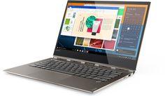 "Ноутбук-трансформер LENOVO YOGA 920-13IKB, 13.9"", Intel Core i7 8550U 1.8ГГц, 8Гб, 256Гб SSD, Intel HD Graphics 620, Windows 10, 80Y7001TRK, медный"