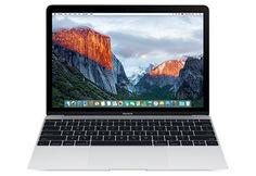 """Ноутбук APPLE MacBook MNYJ2RU/A, 12"""", Intel Core i5 7Y54 1.3ГГц, 8Гб, 512Гб SSD, Intel HD Graphics 615, Mac OS X, MNYJ2RU/A, серебристый"""