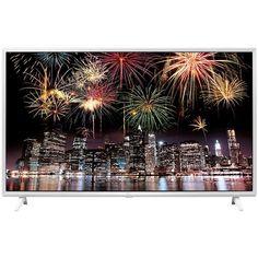 """LED телевизор LG 49UJ639V """"R"""", 49"""", Ultra HD 4K (2160p), белый"""