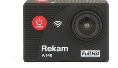 Экшн-камера REKAM A140 Full HD 1080p, WiFi, черный [2680000005]