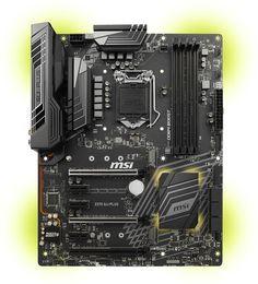 Материнская плата MSI Z370 SLI PLUS, LGA 1151v2, Intel Z370, ATX, Ret