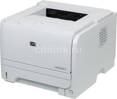 Принтер лазерный HP LaserJet P2035 лазерный, цвет: белый [ce461a]