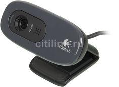 Web-камера LOGITECH HD Webcam C270, черный [960-001063]