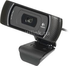 Web-камера LOGITECH HD Webcam B910, черный [960-000684]
