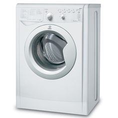 Стиральная машина INDESIT IWUB 4085, фронтальная загрузка, белый