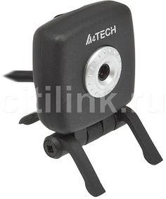 Web-камера A4 PK-836F, черный и серебристый [pk-836f (black)]