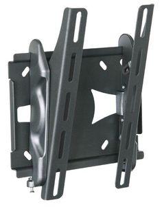 """Кронштейн для телевизора Holder LCDS-5010 черный металлик 20""""-40"""" макс.45кг настенный наклон [lcds-5010 metallic]"""