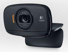 Web-камера LOGITECH HD Webcam C525, черный [960-001064]