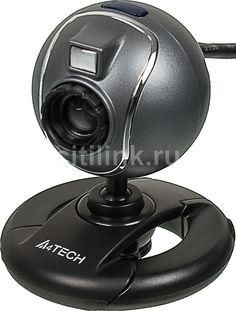 Web-камера A4 PK-750G, серый и черный [pks-750g]