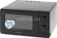 Микроволновая печь DAEWOO KOR-5A07B, черный