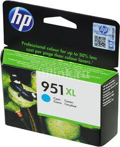 Картридж HP 951XL голубой [cn046ae]