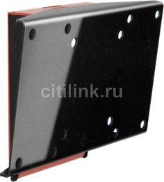 """Кронштейн для телевизора Holder LCDS-5061 черный 19""""-32"""" макс.30кг настенный наклон [lcds-5061 black]"""