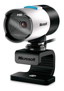 Web-камера MICROSOFT LifeСam Studio for Business, черный и серебристый [5wh-00002]