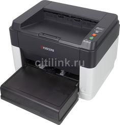 Принтер лазерный KYOCERA FS-1060DN лазерный, цвет: белый [1102m33ru0]