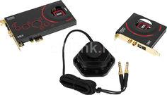 Звуковая карта PCI-E CREATIVE Sound Blaster ZXR, 5.1, Ret [70sb151000001]