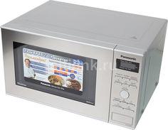 Микроволновая печь PANASONIC NN-GD382SZPE, серебристый
