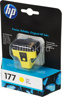 Картридж HP №177 желтый [c8773he]