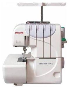 Оверлок JANOME 4952