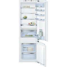 Встраиваемый холодильник BOSCH KIS87AF30R белый