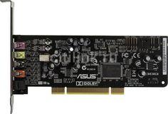 Звуковая карта PCI ASUS Xonar DG, 5.1, Ret