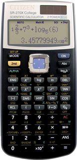 Калькулятор CITIZEN SR-270X, 10-разрядный, черный