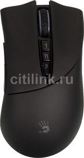 Мышь A4 Bloody R3 оптическая беспроводная USB, черный